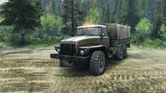 Ural-4320 Chassis