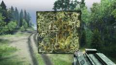 Holographic map of the Forester