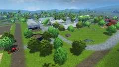 Reconstruction of the farm v9
