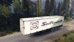 Semitrailer Sovtransavto