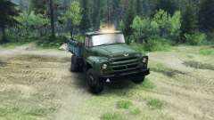 ZIL-130 in a new color