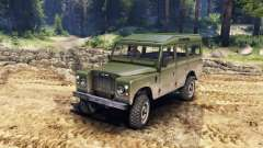 Land Rover Defender Olive