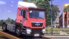 MAN TGS for Euro Truck Simulator 2
