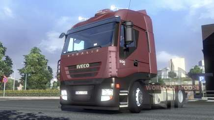 Iveco Stralis 500 for Euro Truck Simulator 2