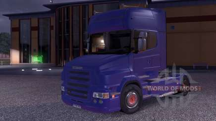 Scania T620 for Euro Truck Simulator 2
