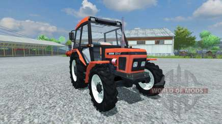 Zetor 7340 for Farming Simulator 2013