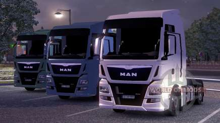 MAN Euro 6 for Euro Truck Simulator 2
