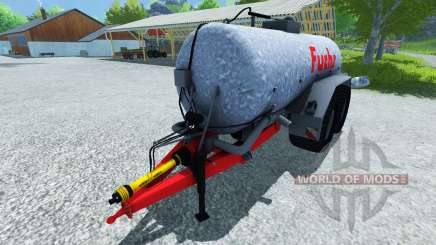 Fox tanker 18500l for Farming Simulator 2013