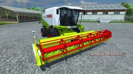 CLAAS Lexion 550 v1.5 for Farming Simulator 2013
