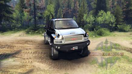 GMC C4500 TopKick 6x6 v1.2 for Spin Tires
