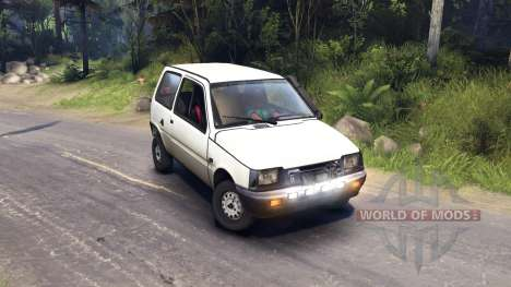 VAZ-1111 for Spin Tires