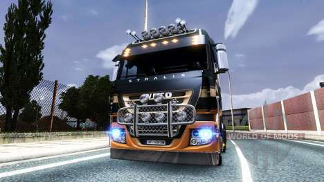Xenon v4 for Euro Truck Simulator 2