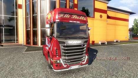Color-Fratelli Liotti - truck Scania for Euro Truck Simulator 2