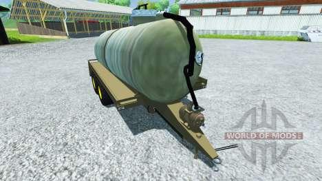 Progress HTS 100.27 for Farming Simulator 2013