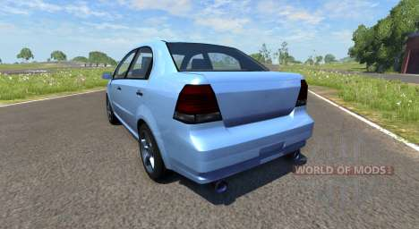 Declasse Asea (Grand Theft Auto V) for BeamNG Drive
