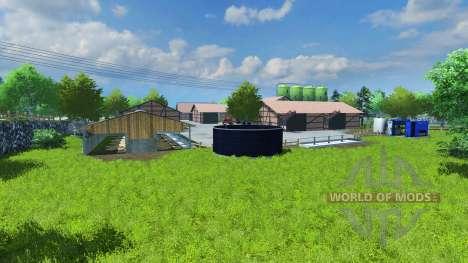 Forest for Farming Simulator 2013
