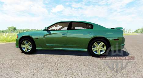 Dodge Charger SRT8 for BeamNG Drive