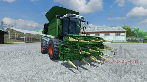 Fendt 9460 R for Farming Simulator 2013