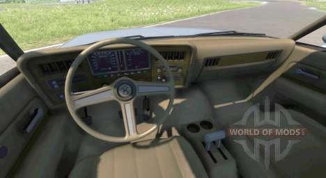Bruckell Sunhawk DV for BeamNG Drive