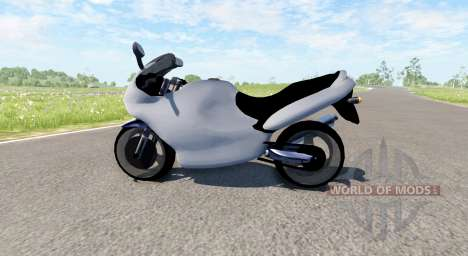 Suzuki Katana for BeamNG Drive
