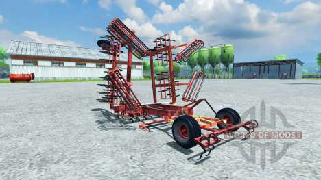 Rau Smoke Ripper v2.1 for Farming Simulator 2013
