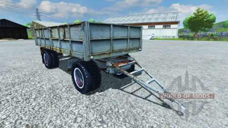 Autosan D83 for Farming Simulator 2013