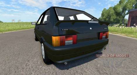 VAZ-2113 v3.0 for BeamNG Drive
