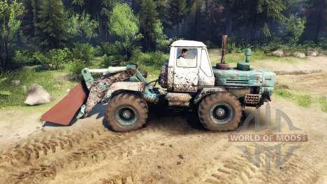 T-150K v2.1 for Spin Tires