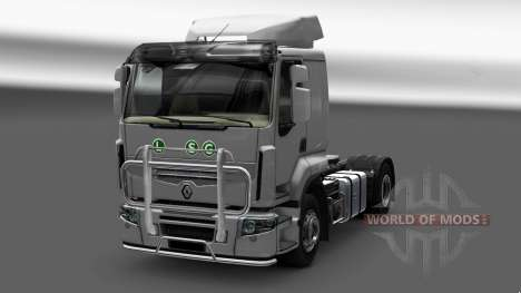 Decals for Euro Truck Simulator 2