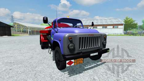 GAZ-52 for Farming Simulator 2013