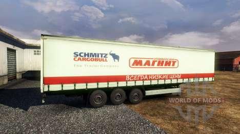 Semi-Magnet- for Euro Truck Simulator 2