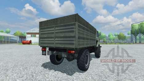 GAZ-66 for Farming Simulator 2013