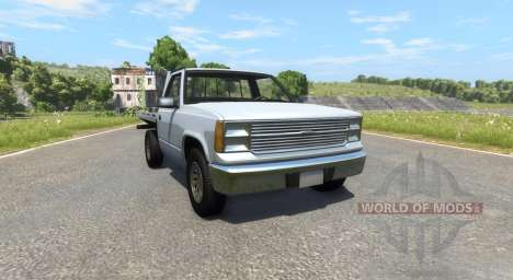 Gavril D-Series D15 D25 D35 for BeamNG Drive