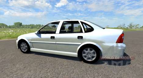Opel Vectra B 2001 for BeamNG Drive