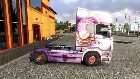 Color-R730 - truck Scania for Euro Truck Simulator 2