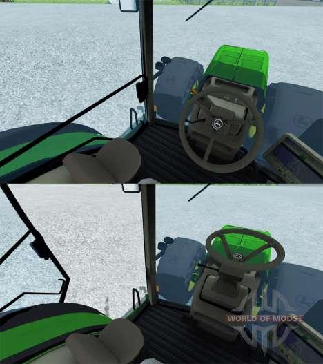 John Deere 8360R v1.4 for Farming Simulator 2013