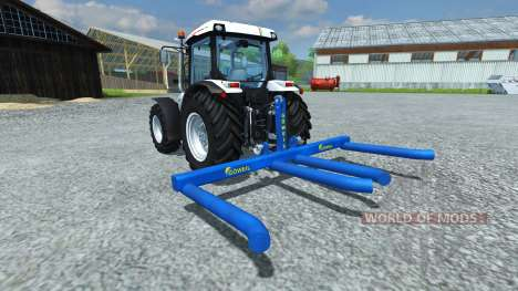 Silage round bale Goweil for Farming Simulator 2013