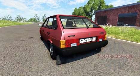 VAZ-2109 Samara for BeamNG Drive