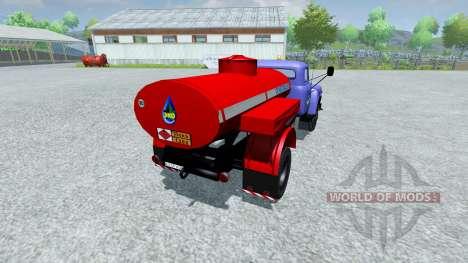GAZ-52 for Farming Simulator 2013