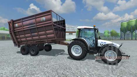 ROWE-6 and PIM-20 for Farming Simulator 2013