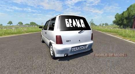 VAZ-1111 Oka protein for BeamNG Drive