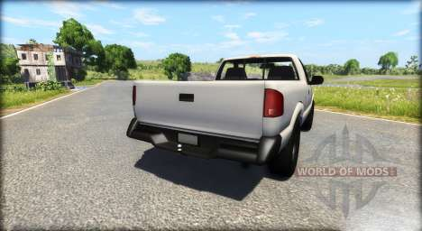 Chevrolet S-10 Draggin 1996 for BeamNG Drive