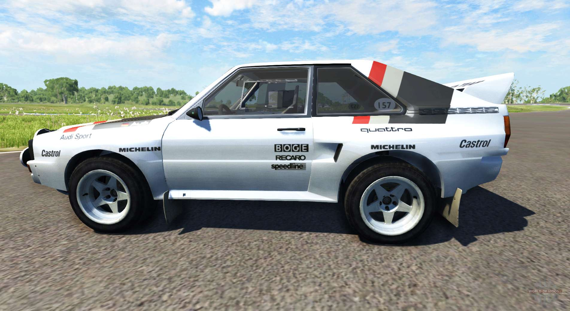 audi sport quattro b2 typ 85q 1984 for beamng drive. Black Bedroom Furniture Sets. Home Design Ideas