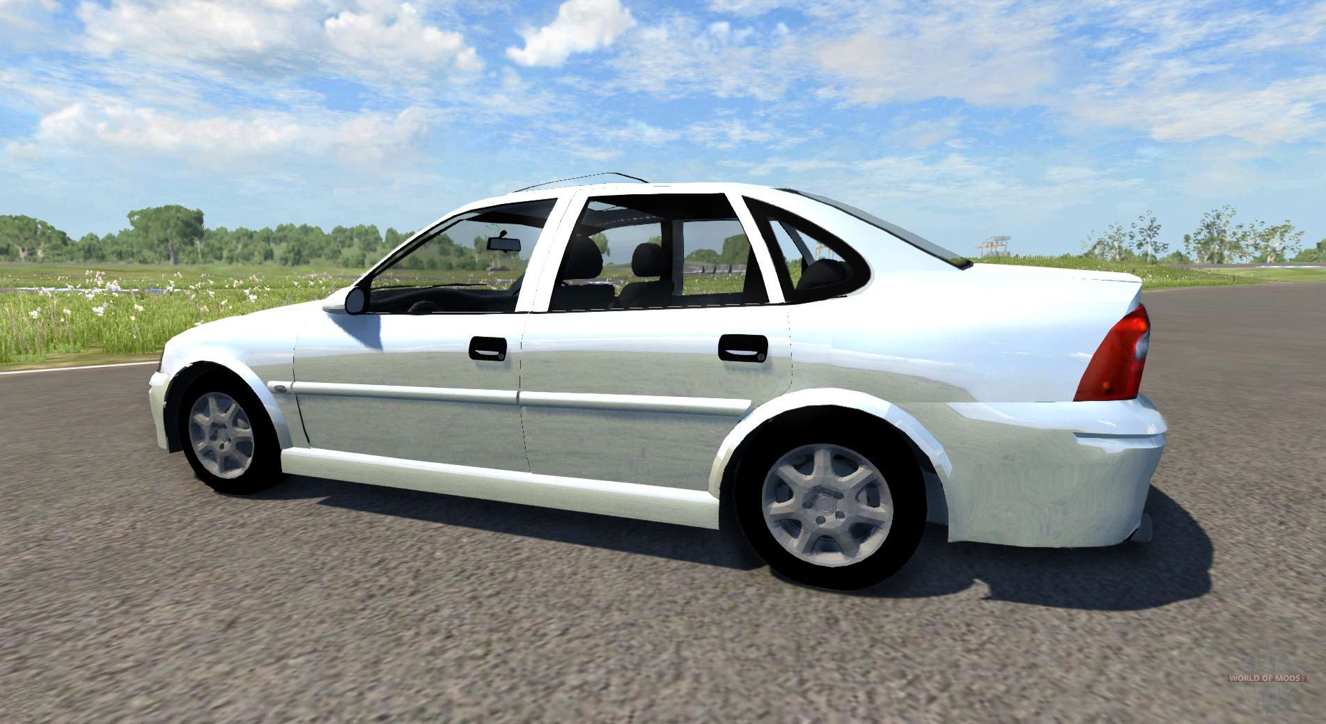 opel vectra b 2001 for beamng drive. Black Bedroom Furniture Sets. Home Design Ideas