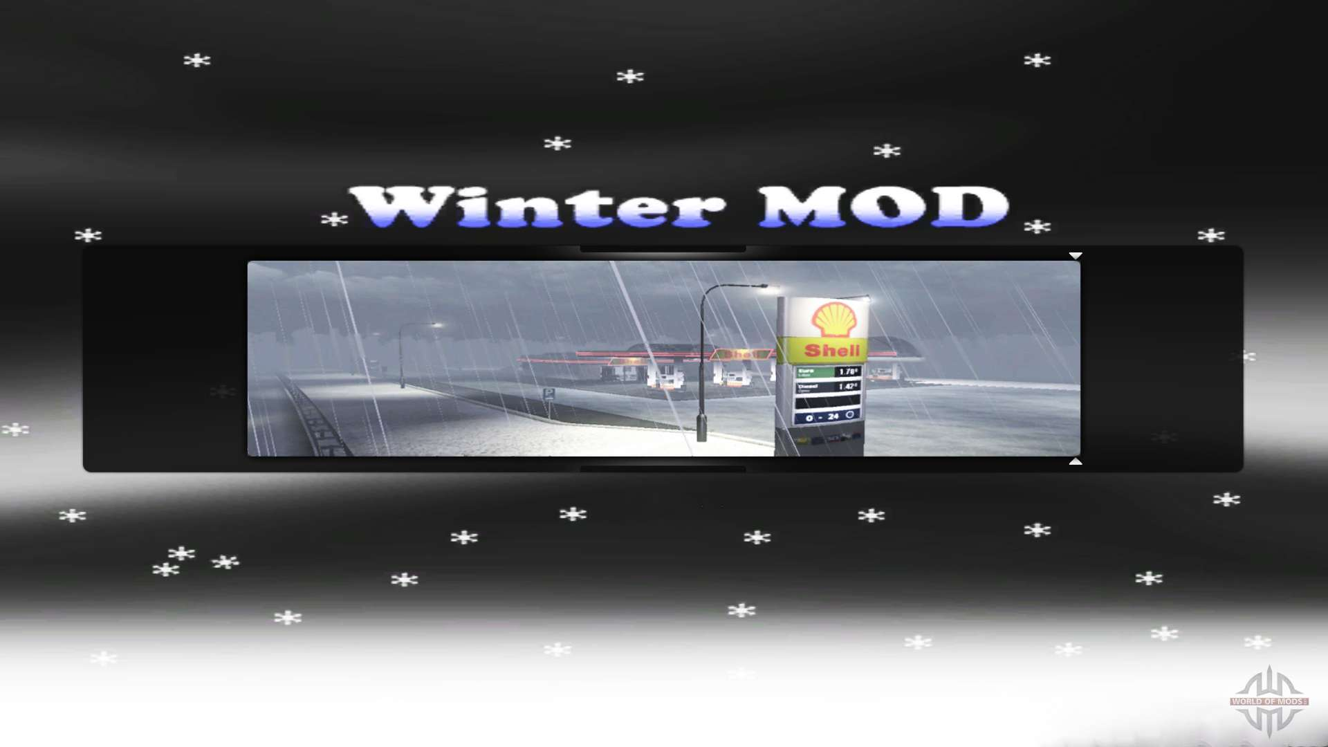 D And D Trailers >> Full winter for Euro Truck Simulator 2