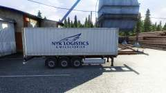 New color containerized cargo vol.2