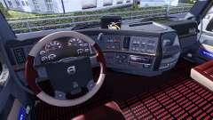 New interior for Volvo tagaca