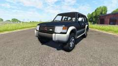Mitsubishi Pajero 1993 for BeamNG Drive