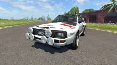 Audi Sport Quattro B2 (Typ 85Q) 1984 for BeamNG Drive