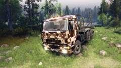 KamAZ-6520 camo v2